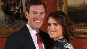 800 hostů, 60 milionů a extra dort: Detaily svatby princezny Eugenie berou dech!