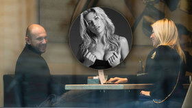 Sexbomba Perkausová po konci v Top Staru: Tajné rande s bohatým Ivanem!