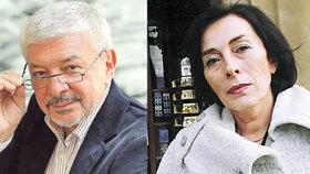 Exmanželka ředitele Železného Marta Davouze (†73): Rozloučení v Česku nebude!