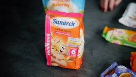 Které sušenky byste dětem rozhodně dávat neměli?