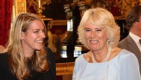 Nuda v karanténě? Charlesova Camilla uspořádala legální rodinný večírek!