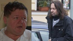 """Lékař Jiřího Pomeje: Dokážeme ho ozvučit! Mluvit bude jícnem nebo """"umělou"""" hlasivkou"""