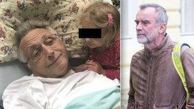 Pomoc pro nemocného Menzela: O dcery se mu stará Brabec!