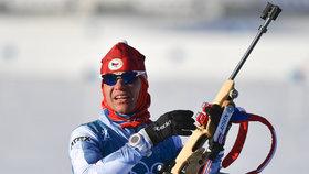 Biatlonový zázrak na olympiádě: Krčmář vystřílel stříbro!
