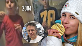 Janek Ledecký se pochlubil 13 let starým klipem se zlatou Ester