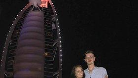 Pár vyhodili z letadla Emirates mířícím do Dubaje: Kvůli menstruaci!