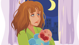Jak přežít první půlrok s dítětem a nezešílet? 5 osvědčených rad!