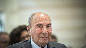 Zemřel jeden z nejbohatších Francouzů. Dassaulta (†93) prý zradilo srdce