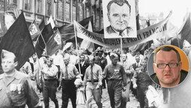 Šéf StB utekl i s milenkou, část milicionářů chtěla krveprolití. I to byl únor 1948