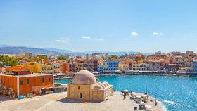 Nejkrásnější město kouzelné Kréty: Emocemi nabitá Chania