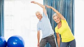 Sport dle věku: Místo sjezdovek běžky, místo běhu chůze