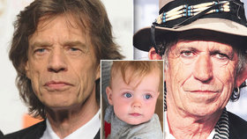 Chlípný starý zmetek! Keith Richards doporučil Micku Jaggerovi sterilizaci. Později se omluvil