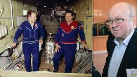 Remek, československý Gagarin: Před 40 lety odletěla do kosmu první mezinárodní posádka