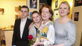 Janžurová je babička na baterky: Vnoučata trpí tím, že na ně nemám čas