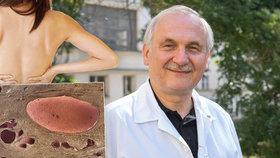 Profesor Tesař léčí lidem ledviny už 30 let. Dnes lze zachránit pacienty, kteří by v 80. letech zemřeli
