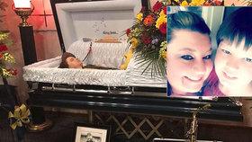 Matka dala na internet fotku syna (†12) v otevřené rakvi: Chce tak bojovat proti šikaně