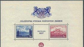 Odhalíte příběh starých známek? V Praze 9 probíhá vědomostní soutěž ke 100. výročí vzniku ČSR