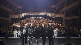 Dream Theater vyráží na evropské turné: Americká rocková pecka se zastaví i v Praze