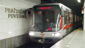 Pokrytí tunelů metra signálem se operátorům prodraží: Zaplatí za něj půl miliardy