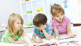 Základní školy v Praze 3 mají v kapacitách rezervy. Školky fungují nadoraz