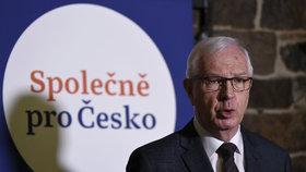 Drahoš odhalil svůj nový politický plán. A řekl, kdo mu na něj dá peníze