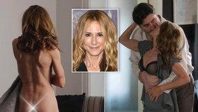 Oscarová herečka Holly Hunter (60): Svlékla se před kamerou!