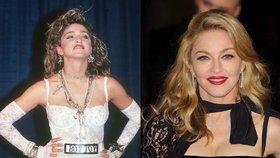 Čím starší, tím provokativnější: Jak se vyvíjel styl Madonny?