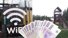 """""""Chceme Wi-Fi na hřišti."""" EU dává miliardy na internet, sáhlo po nich 170 obcí"""