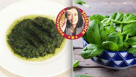 Velký test mražených špenátů: Místo zeleniny voda s pesticidy! Který v testu propadl?