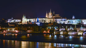 Praha, jak ji neznáte: Za tmy se mění na pohádkové město. Máme pro vás 12 tipů, kam za jejími nočními krásami
