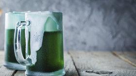 Zelené pivo na Zelený čtvrtek: Kam na něj vyrazit?