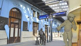 Nejluxusnější salonek Hlavního nádraží: Tady přijímal Masaryk vzácné hosty