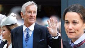 Skandál v královské rodině: Tchán Pippy Middleton byl obviněn ze znásilnění dvou dívek!