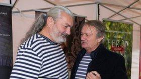 Režisér Adamec o válce s Hůlkou: Pomohl jsem mu ke slávě! A on pomluvil i mrtvou legendu! Koho?