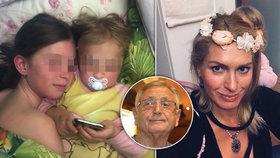 Olga Menzelová musela skrývat smutek: Slova její dcery ji rozhodila!