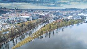 Zanedbaná Štvanice projde proměnou: Město chce navázat na sedm let starý projekt