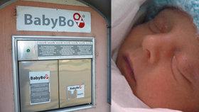 Emílek z opavského babyboxu skončil na JIPce: Novorozenec měl na pupíčku ještě svorku