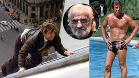 Šarmantní drsňák Jean-Paul Belmondo slaví půlkulaté narozeniny: Frajer i v 85!