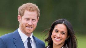 Kuriozity svatby Harryho a Meghan: Prezervativy, které hrají hymnu a slibují královské vyvrcholení