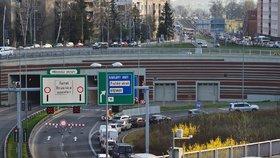Doprava v Praze ve špičce zkolabovala! Blanka byla zavřená, auta ucpala ulice