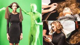 """Proč vaše vlasy nebudou nikdy vypadat jako v reklamě: Firma vyzradila """"výrobní"""" tajemství"""