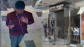 Vražda v obchoďáku v Letňanech! Muž zabil a okradl prodavačku, policie ho zadržela