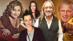 Pátek třináctého u českých celebrit: Kdo se čeho bojí? A pro koho je šťastný?