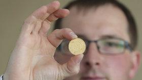 Vydraží mince s Františkem Josefem I. Nejvzácnější je zlaťák z roku 1878.  Vyvolávací cena? 7,6 milionu!