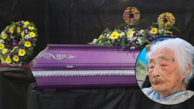 Zemřela nejstarší žena světa: Bylo jí 117 let a měla 160 potomků