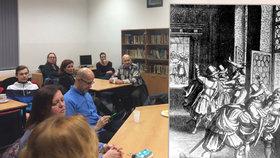 Třetí pražská defenestrace: Na Střížkově proběhne beseda o začátku třicetileté války