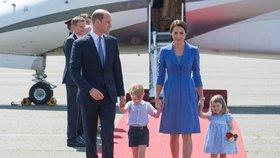 Jako reklama na monarchii: Proč rodinu Kate a Williama Britové milují?
