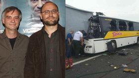 Známý režisér (†44) zahynul při nehodě autobusu: Z Trojana udělal »úchyla«