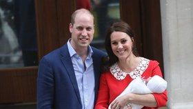 Odtajněny detaily křtin prince Louise! Co už královská rodina nechce dopustit?