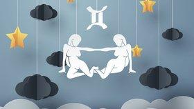 Horoskop lásky pro Blížence: S Berany se nebudete nudit, Lvy budete milovat